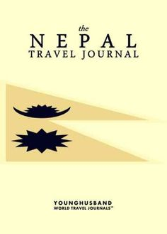 'I don't always design travel journals, but when I do they are the kind of travel journals that people throw parades for.' - Cormac Younghusband, The World's Most Legendary Nomad THE NEPAL TRAVEL JOUR