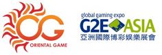 Oriental Game takes part in Asia's largest gaming trade show and conference, the Global Gaming Expo (G2E) Asia this upcoming May 17 to 19, 2016 at the Cotai Expo in The Venetian Macau.