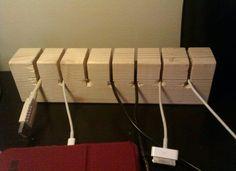 Идеи для дома: как спрятать провода - Лайфхакер