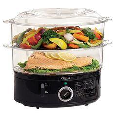 7. BELLA 13872 Food Steamer