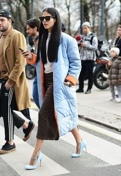 How To Style Your Puffer The Chic Way