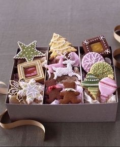 The most wonderful time of the year. Christmas Cookie Ideas