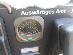 Radio AEG Alemão VHF antigo