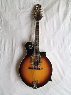 Rare, Mint F-Style Mandolin Paris Swing   Oval Hole, Gypsy Jazz style plus Case - http://musical-instruments.goshoppins.com/string-instruments/rare-mint-f-style-mandolin-paris-swing-oval-hole-gypsy-jazz-style-plus-case/