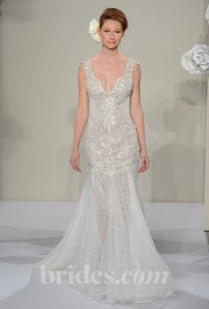 Gorgeous! Brides.com: Pnina Tornai - 2013. Gown by Pnina Tornai  See more Pnina Tornai wedding dresses in our gallery.