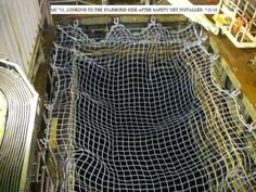 Wire Net installed on Site | US Netting