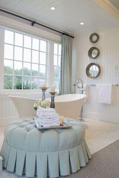 Martha´s Vineyard Charisma Design #interiors #bathroom