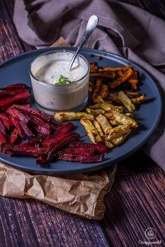 Zdravé zeleninové hranolky | CrispyWorld Chicken Wings, Guacamole, Meat, Food, Essen, Meals, Yemek, Eten, Buffalo Wings