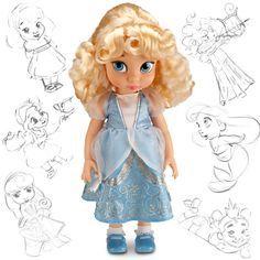Disney US official Disney Cinderella Cinderella Disney animator's collection dolls doll Figi (japan import) Disney Animator Doll, Disney Dolls, Disney Animators Collection Dolls, Disney Princess Toys, Doll Museum, Cinderella Disney, Cinderella Sketch, Walt Disney Animation Studios, Disney Merchandise