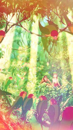 <3 Tarzan and Jane