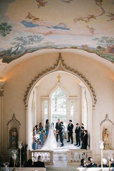 Trump Winery Chapel in Charlottesville, VA. Photo by Joel Coleman