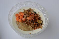 Viikonloppukokki: Syksynvärinen porkkanagranola