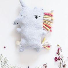Unicorn knuffel | kraamkado | eerste knuffel | baby | speelgoed |