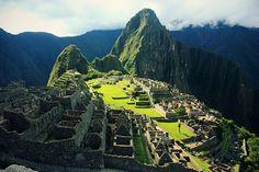 take me to Machu Picchu