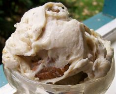 Quirky Cooking: Toffee Pecan Crunch Ice Cream (Dairy Free)