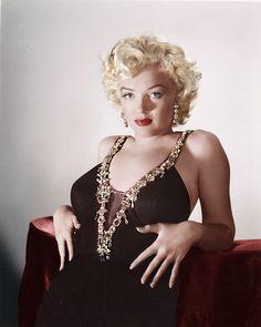The beautiful, Marilyn Monroe