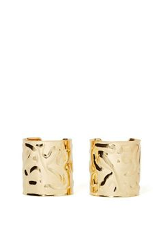 Double The Trouble Cuff Set