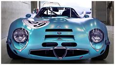Photograph Alfa-Romeo TZ2 by a c on 500px