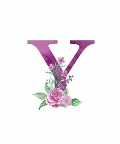 Monogram Wallpaper, Name Wallpaper, Iphone Wallpaper, Flower Petal Template, Small Alphabets, Pink Rose Bouquet, Flower Alphabet, Floral Letters, Sewing Art