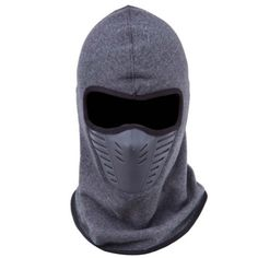 Ideal for both men and women with its unisex design, these active wear ski masks help keep face, nose, ears, and neck warm (also in black) Snow Gear, Snowboarding Gear, Mens Activewear, Balaclava, Active Wear For Women, Neck Warmer, Cold Weather, Skiing, Baby Shoes
