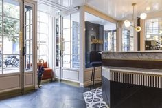 Inside the Hotel Panache, Paris - Vogue Living