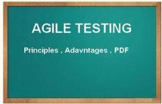 Agile Testing #agile #software #testing #tutorial http://www.testingbrain.com/tutorials/agile-software-testing-tutorial.html