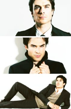Ian Somerhalder: I may have pinned this already??? Oh what the hell he's worth a repin...