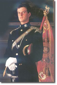 British Empire: Armed Forces: Uniforms: British Cavalry: 1969 - 1992: The Royal Hussars