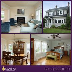 Sandra Siciliano, Realtor was so happy to help her clients find this beautiful Newton colonial - we wish them every happiness in their new home! #sold #Newtonma #realestate #SandraSiciliano #Dwell360