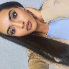Gorgeous makeup idea eyebrows on fleek Eyebrows On Fleek, Makeup On Fleek, Kiss Makeup, Flawless Makeup, Flawless Face, Gorgeous Makeup, Pretty Makeup, Love Makeup, Makeup Tips