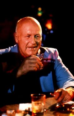 Reservoir Dogs - Lawrence Tierney