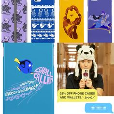 Get 25% phone cases and wallets at www.redbubble.com/people/alan2903 #phonecase #iphone #iphonecase #disney #typography #art #fanart #digitalart #lionking #findingnemo #dory #ursula #thelittlemermaid #aladdin