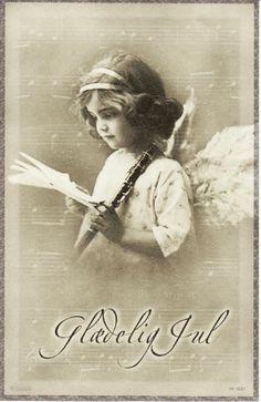 Vintage Rose Album: Angel