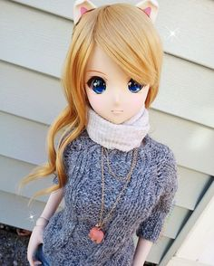Smart Doll Kizuna Yumeno by recent_obsession  (They're all so pretty asdfghjkl)