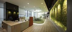 Swiss Bureau Interior Design - Designed - Swiss Bureau new head offices - Dubai, UAE