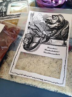 Bourbon-Tonkabohne-Vanillezucker http://checkoutwonderland.com/2013/12/16/pamk-teil-iii-zucker-und-salz/?relatedposts_exclude=1054