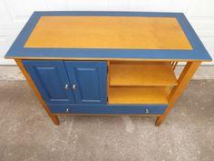 Stanley Furniture TV Entertainment Center Cabinet~Solid Wood Custom SWFL p/u #StanleyFurniture