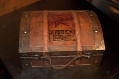 Post with 2366 views. Tabletop Board Games, Table Games, Wooden Card Box, Dm Screen, Playing Dice, Bored Games, Horror Party, Eldritch Horror, Game Storage
