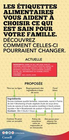 Dites-nous ce que vous pensez des changements proposés à la liste des ingrédients :  http://www.hc-sc.gc.ca/fn-an/label-etiquet/consultation/index-fra.php?utm_source=pinterest_hcdns&utm_medium=social&utm_content=July14_ingredientlabel_FR&utm_campaign=social_media_14