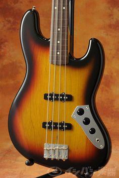 Fender Jaco Jazz bass (Japan)