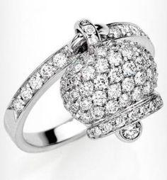 Chantecler diamond ring
