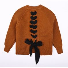 970fd8c9f65 Trendy Girl s Warm Cardigan with Ribbon Price  33.38   FREE Shipping  cute   eyes