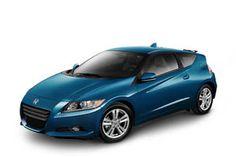 Sporty! 2012 CR-Z  EX with Honda Satellite w/Linked Navigation System - Official Honda Web Site