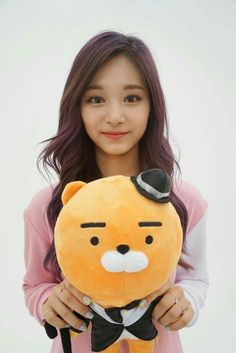 Twice x Kakao Nayeon, Kpop Girl Groups, Kpop Girls, Idol Nails, Snsd, Korean Girl, Asian Girl, Twice Tzuyu, Twice Photoshoot