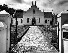 Dutch Reformed Church, Franschhoek - Wikipedia