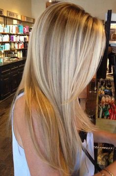 This is a beautiful hair colour. And a high contender for my next hair salon appointment