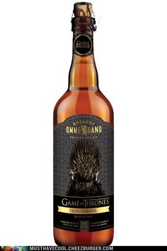 The Iron Throne Blonde Ale is Here!