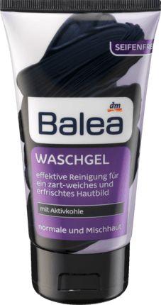 Das Balea Waschgel mit Aktivkohle reinigt die Haut sanft und befreit sie von Talg und umweltbedingten Ablagerungen.#• Die reinigenden Eigenschaften der...