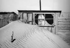 Heartbreaking Photos Of The Dust Bowl