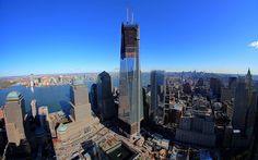 The (new) World Trade Center